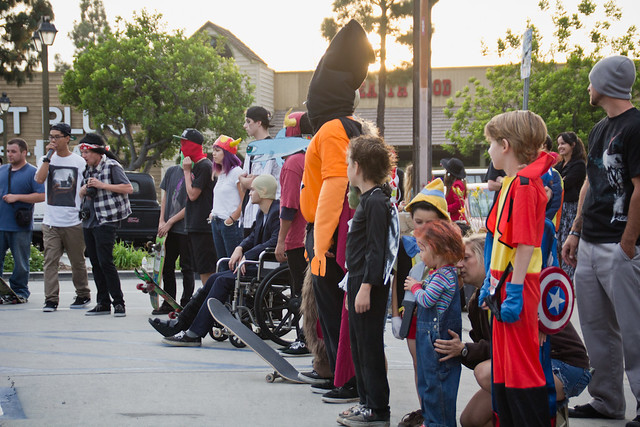 8th Annual Toy Machine Halloween Demo @ Active San Dimas!