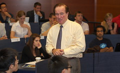 Charles Reed, Co-Director of the Asper Center