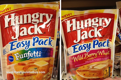 Hungry Jack Easy Pack Pancakes