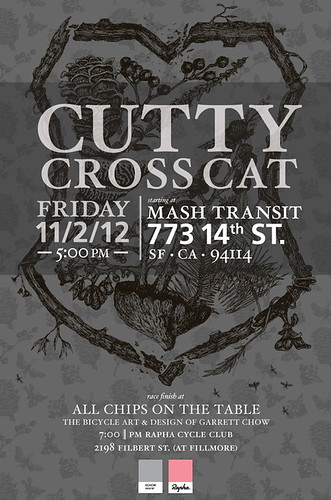Cutty Cross Cat 11/2 by Archive Victor