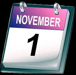 november-first