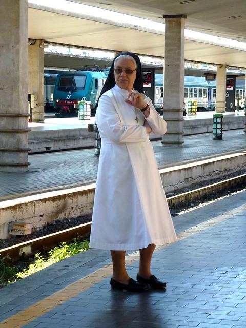 Florence - jour 1 - 014 - Gare de Firenze - Santa Maria Novella