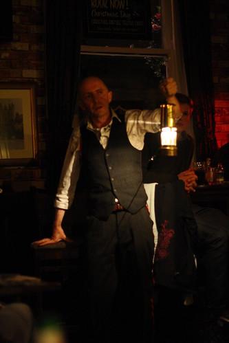 Bill Laughey in Double Barrel