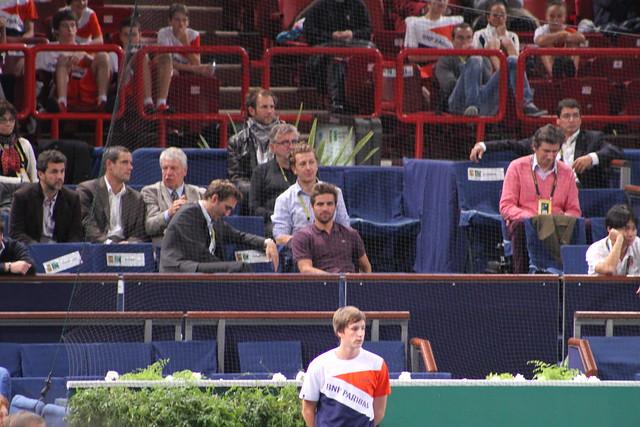 Arnaud Di Pasquale and Arnaud Clement