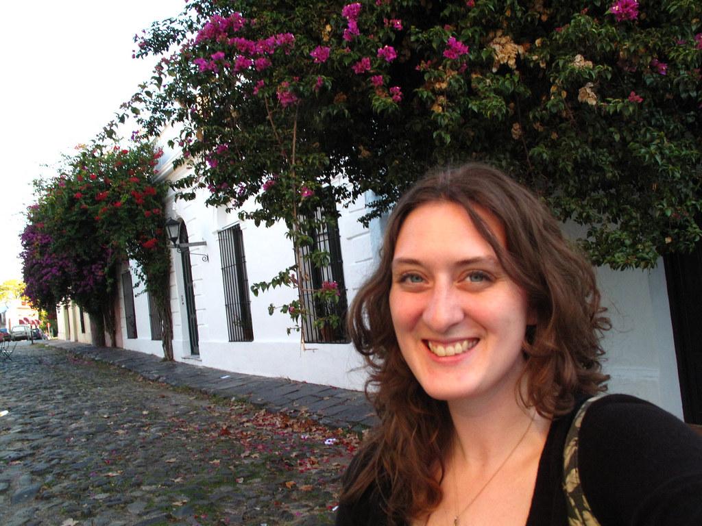 Visiting Colonia, Uruguay