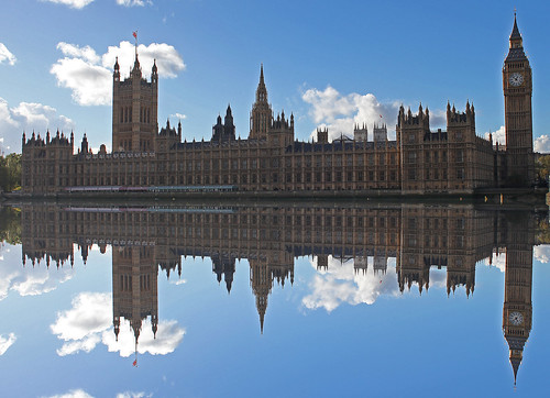 Houses of Parliament by Kinzler Pegwell