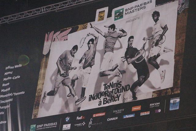 Paris Bercy poster