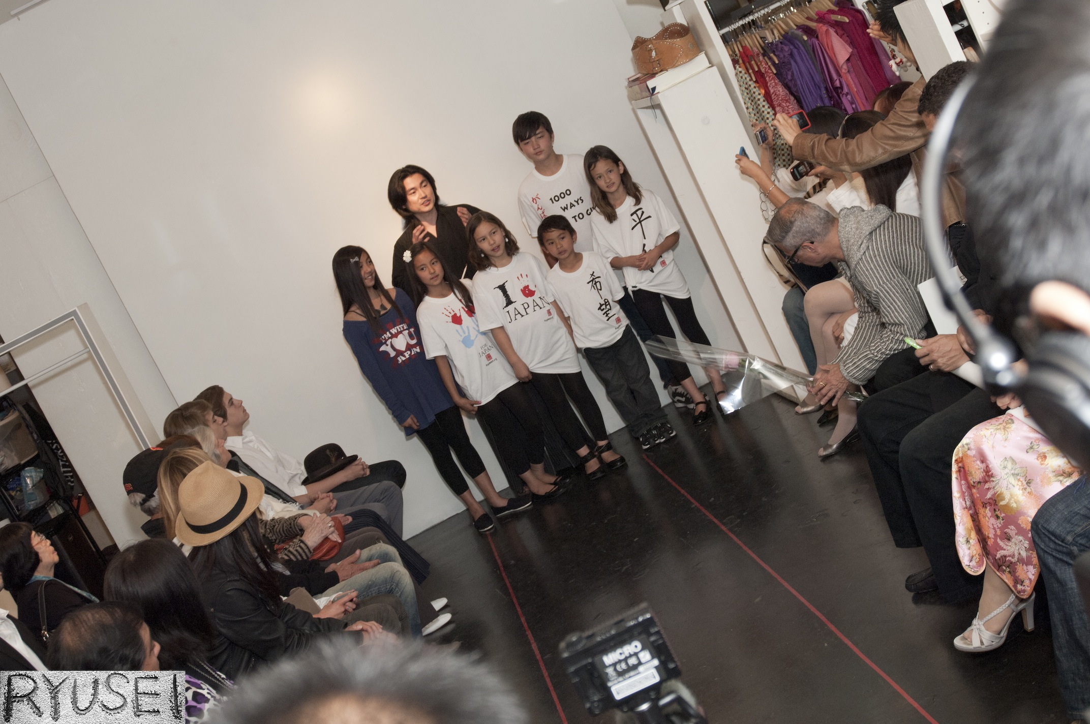 2011-5-20「2011 Japan Relief Fashion Show Los Angeles」