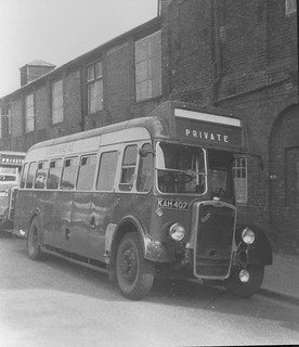 More King's Lynn buses from the archives (c) D.G Bell Collection