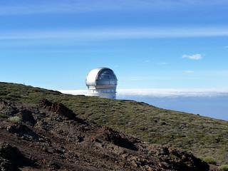 La Palma - Roque Los Muchachos (Observatorio)
