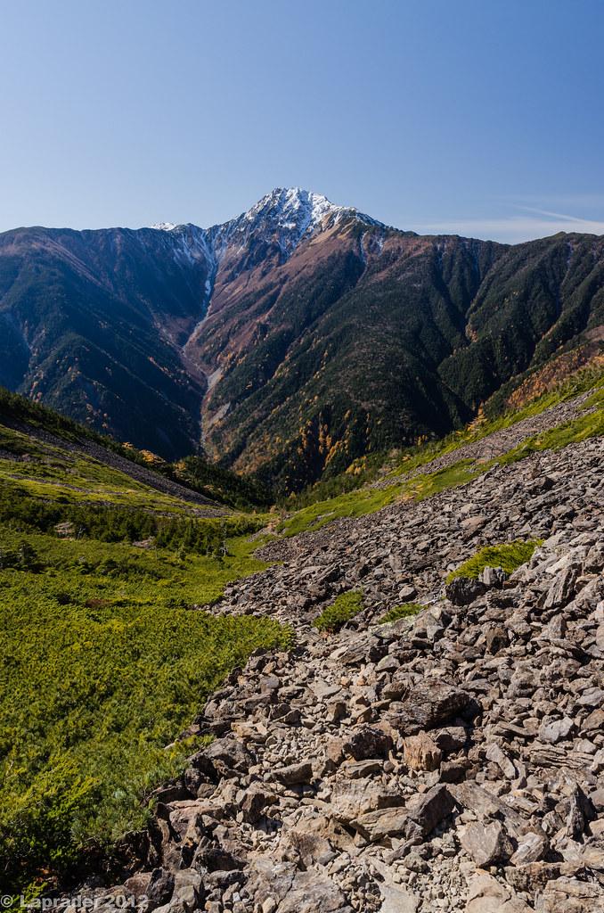 20121104 北岳