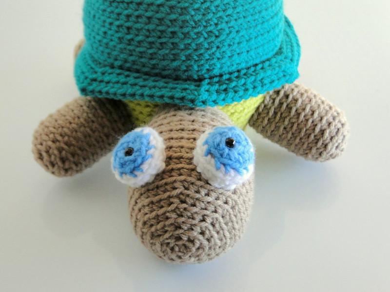 Tino the Turtle