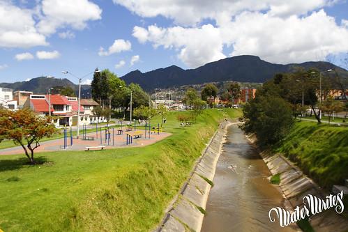 Bogota River, Colombia