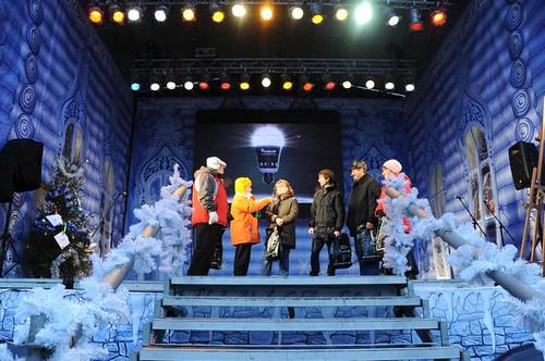 В Санкт-Петербурге отметили день Светодиодной лампочки