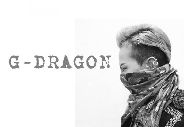 G-Dragon BigBang GDA