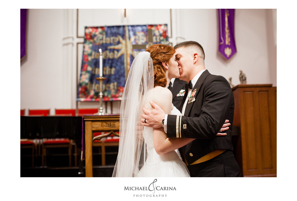 Virginia Beach Wedding Photography | Kiss