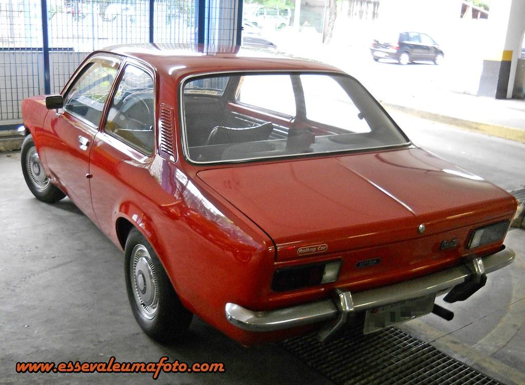 Registros automotivos do cotidiano chevrolet chevette 1974 for Chevette 4 portas