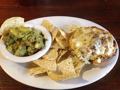 meal, dip, food, dish, guacamole, cuisine,