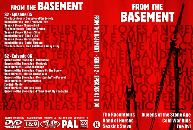 From The Basement Series 2 Episodes 5 & 6