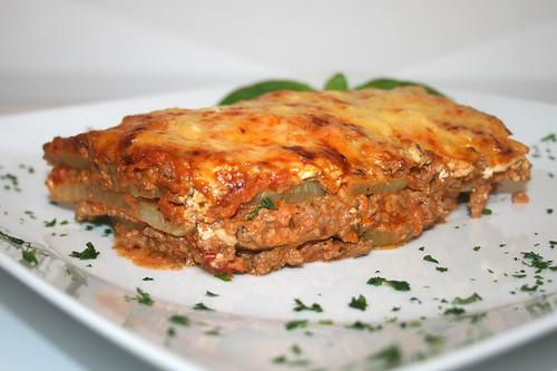 46 - Kohlrabi-Lasagne - CloseUp