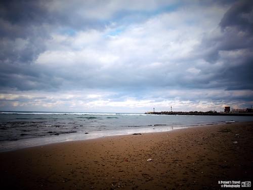 一個人的海灘