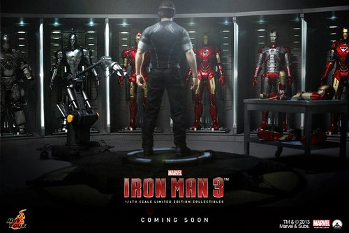 Hall of Iron Man