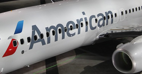 New American Airlines Logo