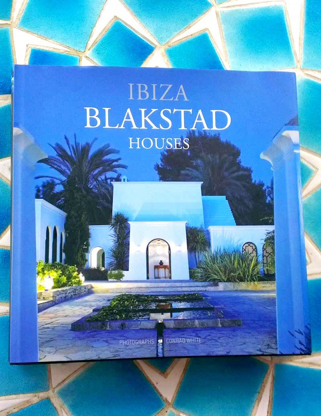 Blakstad Ibiza Houses, Ibiza architecture book