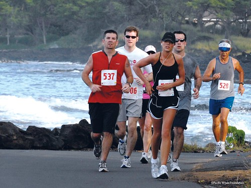 Signature Run/Walk For the Whales/ Photo by Pacific Whale Foundation