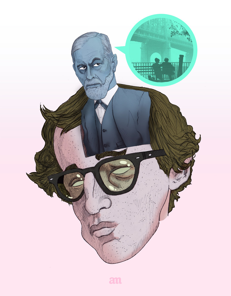 Id, Ego & Superego of Woody Allen