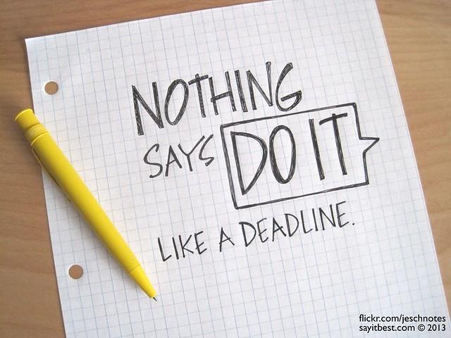 111 Deadline