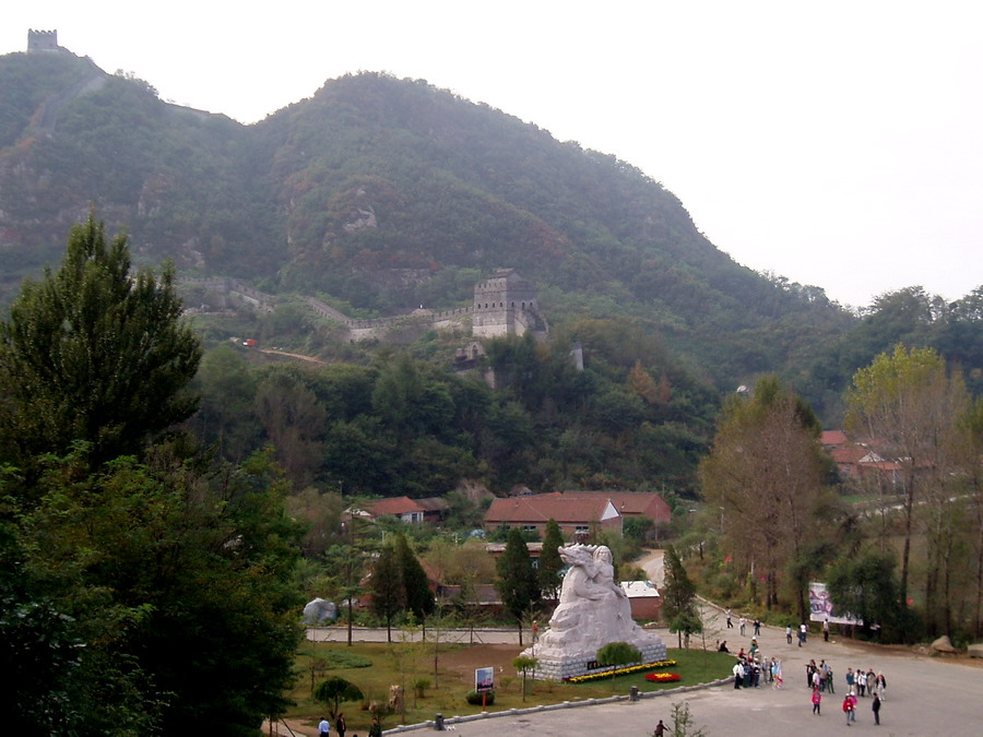 Hushan fortress(5)