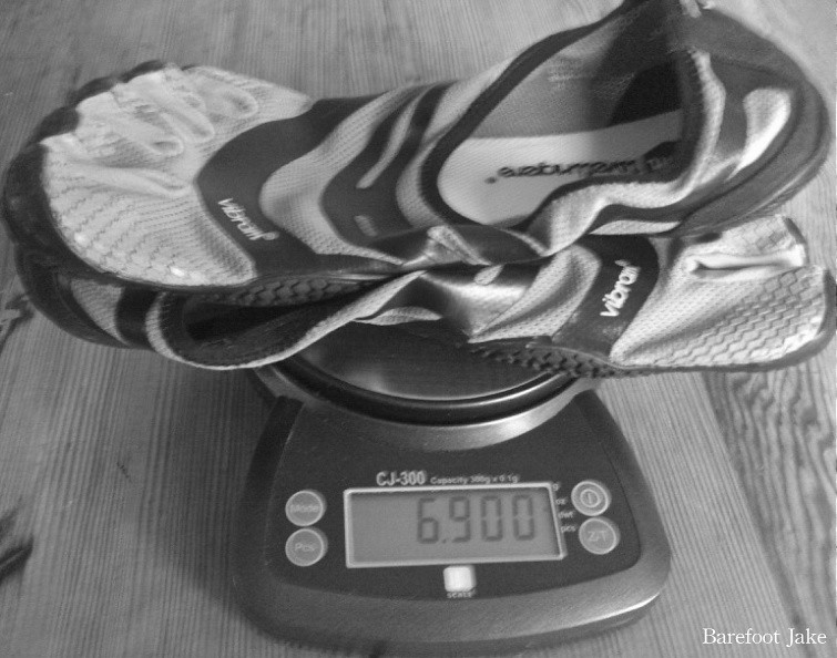 Vibram EL-X weight