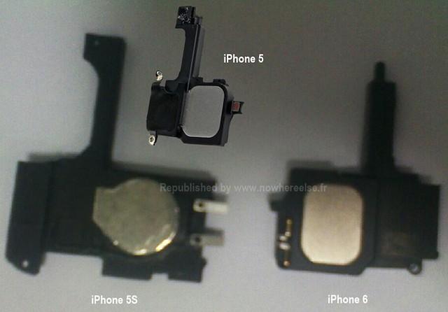 iPhone 5S и iPhone 6 фотографии