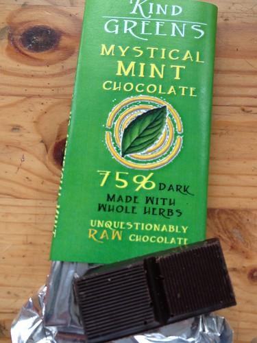 Kind Greens Mystical Mint Chocolate