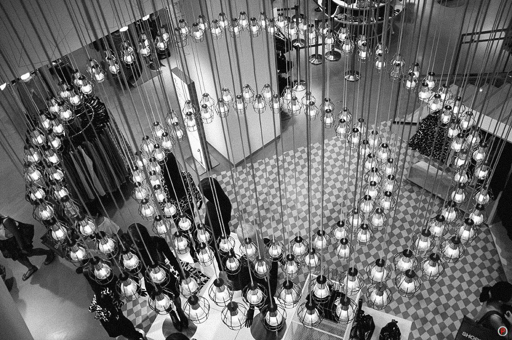 H&M Bukit Bintang Interior