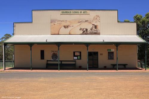 Krambach School of Arts, Krambach, Mid North Coast, NSW Australia