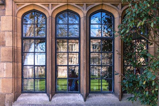 Merton College reflections