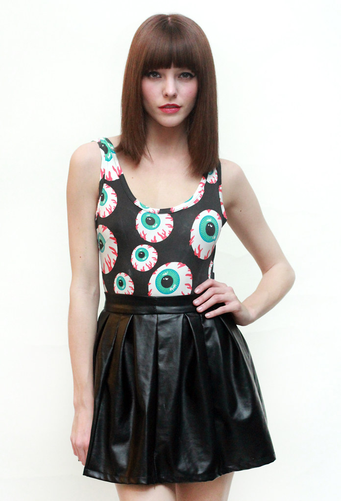 Eye See U Eyeball Bodysuit by Tarte Vintage at shoptarte.com