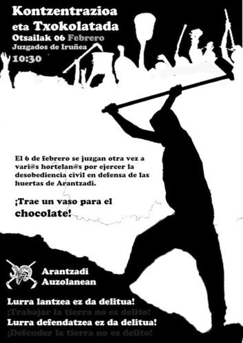 segundo  juicio arantzadi