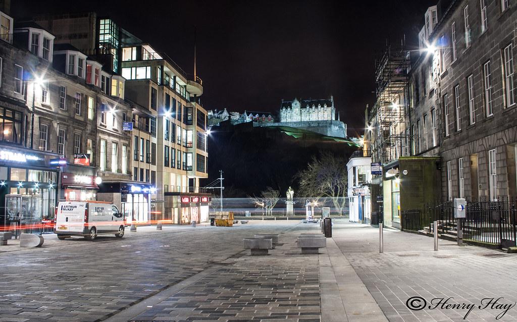 Mercure Edinburgh City - Princes Street Hotel, Scotland