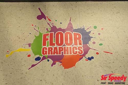 Floor Grahpics
