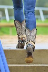 201608-21 (1) r7 cowboy boots at Laurel Park