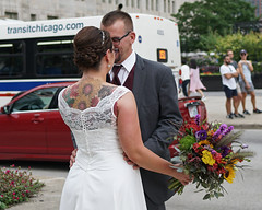 Brides, Tattoos, and Good-looking Selfies