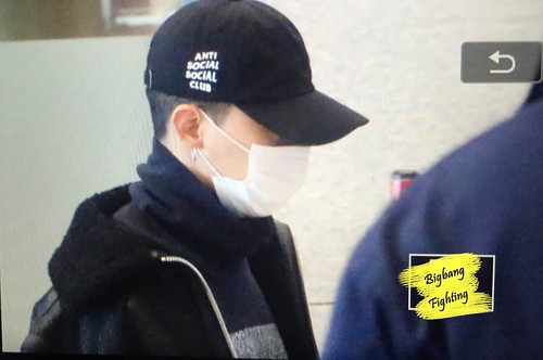 Big Bang - Incheon Airport - 07dec2015 - BigbangFighting - 03