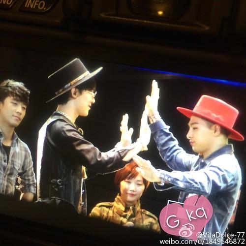 G-Dragon, Seung Ri & Tae Yang - V.I.P GATHERING in Harbin - VitaDolce-77 - 02