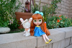 Carrot Cake - Blythe and Shine Custom
