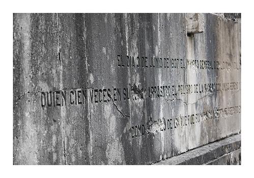 Monumento a Mola (Alcocero de Mola - Burgos)