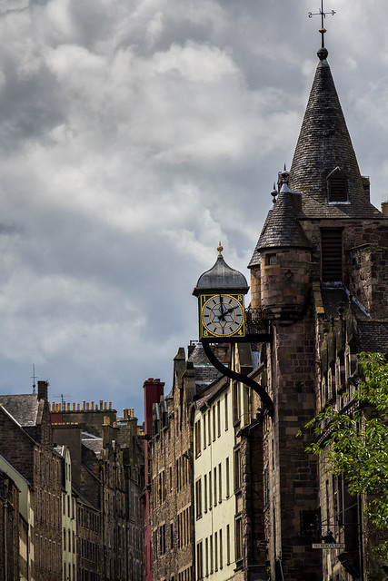 UK - Scotland - Edinburgh - Royal Mile - The People's Story Museum [EXPLORED 2016-Sep-26]
