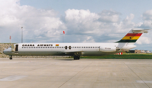 Shannon _0050 MD-80 Ghana Airways